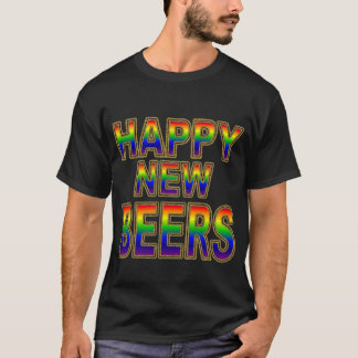 Men's New Years Shirt. T-Shirt