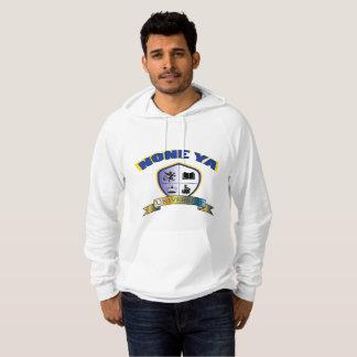 Men's None Ya University Crest hoodie