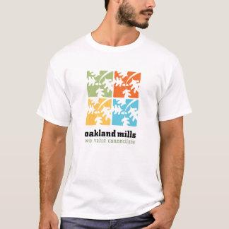 Mens Oakland Mills Logo T-Shirt