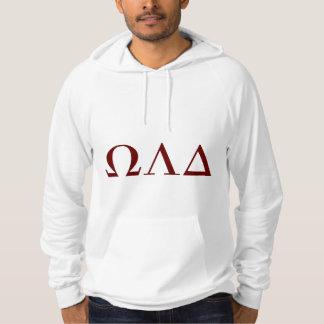 Mens Omega Lambda Delta Hoodie
