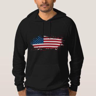 Men's Patriotic Hoodie