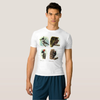 Men's Performance Compression Woodpecker T-Shirt