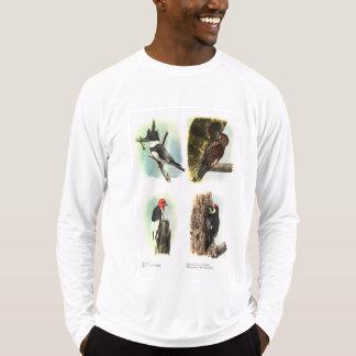 Men's Performance Long Sleeve Woodpecker T-Shirt