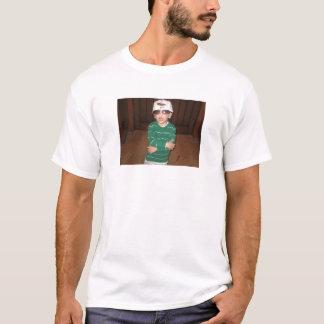Men's Performance Microfiber Singlet with Image T-Shirt