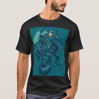 Mens Pirate Crayfish T-Shirt