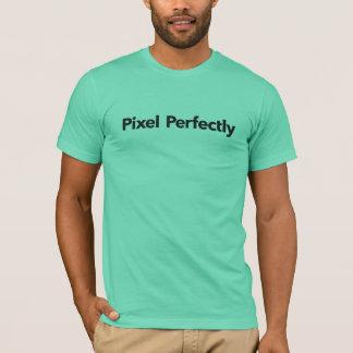 Men's Pixel Perfectly Logotype T T-Shirt