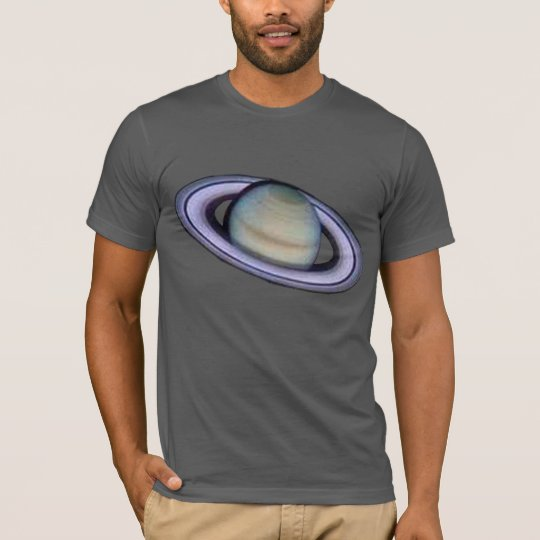 Men's Planet Saturn T-Shirt
