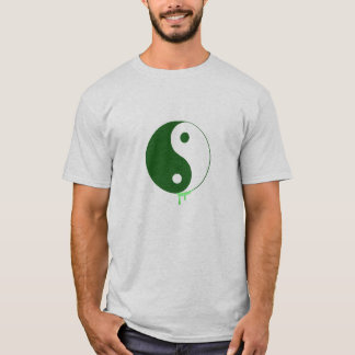 Men's Pop Art Yin & Yang Shirt