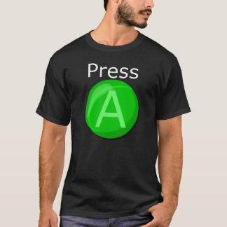 Men's Press A Shirt