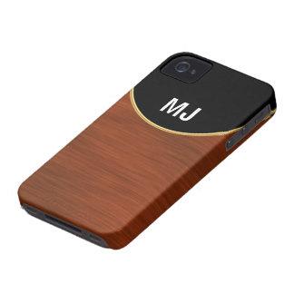 Men's Professional iPhone 4 Case
