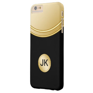 Mens Professional Monogram Barely There iPhone 6 Plus Case