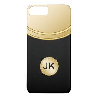 Mens Professional Monogram iPhone 7 Plus Case