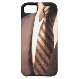 Men's professional suite & tie iPhone 5 case