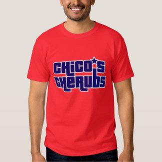 Men's Red & Blue Chico's Cherubs Tee
