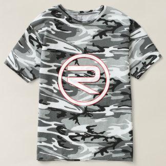 Mens Reflex Camo T-Shirt(Black&White) T-shirt