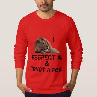 Men's Respect All Fine Jersey  Long Sleeve T-Shirt