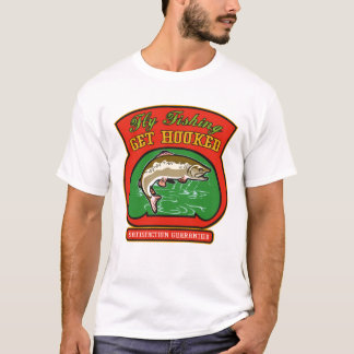 Mens Retro Fisherman T-Shirt