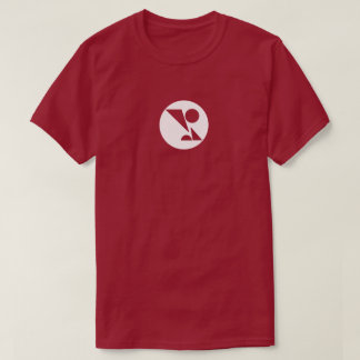 Men's round logo t-shirt