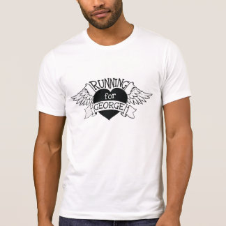 Men's Running for George T-Shirt