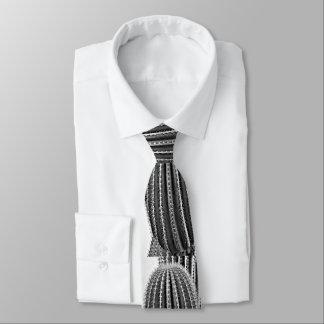 Men's Saguaro Tie in B&W