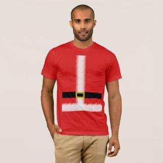 Men's Santa Tacky Christmas Shirt