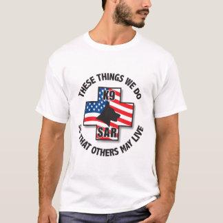 Mens SAR Long Sleeve T-Shirt