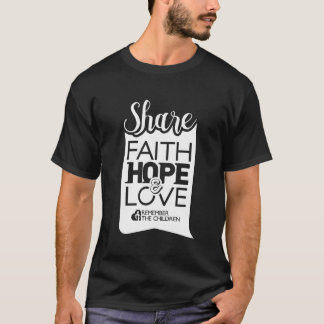 Mens Share Tee (black)
