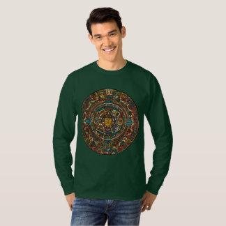 Men's Shirt, Aztec Design T-Shirt