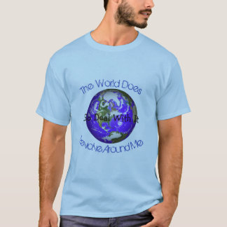 Men's Shirt World Does Revolve