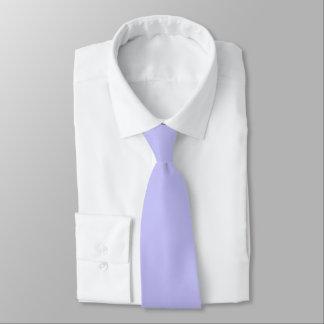 Men's silk lavender tie