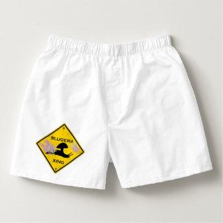 Men's Slugera Crossing Cotton Boxer Boxers