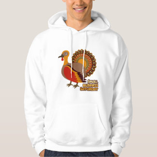 Men's Small Business Saturday Drawstring Hoodie