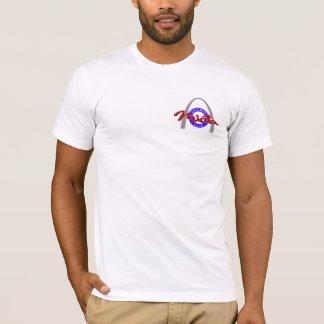 Mens' Small Printed Logo Fashions T-Shirt