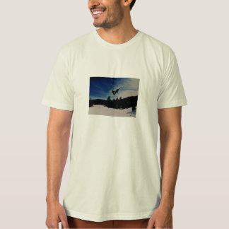 Mens snowboarding shirt