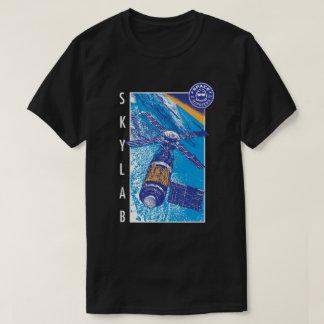Men's Space Hipsters Skylab T-shirt (black)