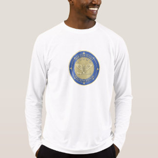 Men's Sport-Tek Fitted Performance Long Sleeve T-Shirt