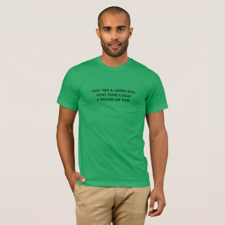 MEN'S ST. PATRICK'S DAY T-SHIRT OUTRAGEOUS