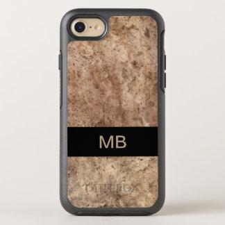 Men's Stone Look Design OtterBox Symmetry iPhone 8/7 Case