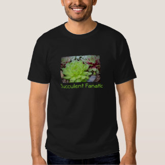 Men's Succulent Fanatic T Shirt