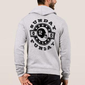 Men's  Sunday Funday Full-Zip Hoodie