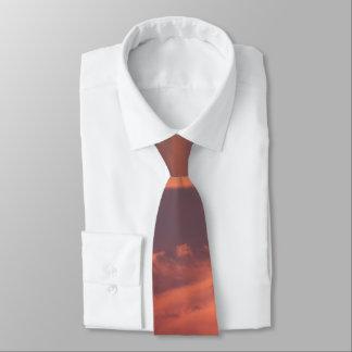 Men's Sunset Pink Tie