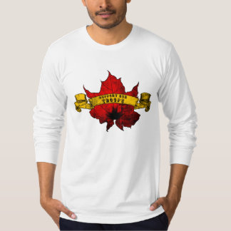Mens Support Our Troops Long Sleeve T-Shirt
