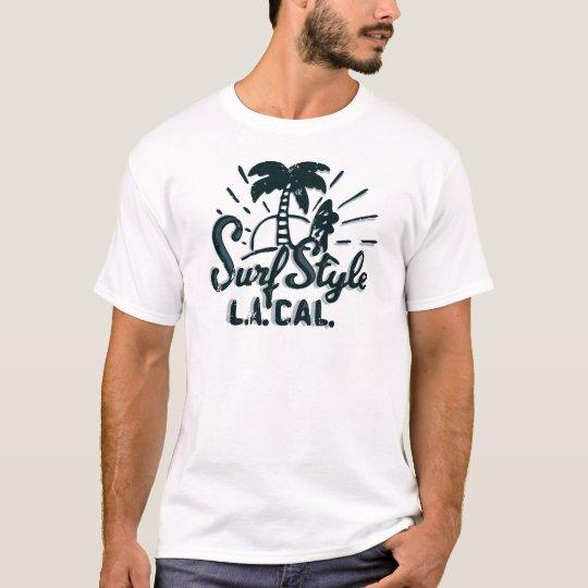 Men's SURF STYLE T-Shirt