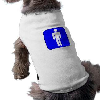 Mens Symbol Doggie Tee Shirt