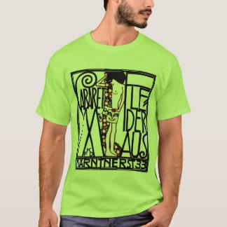 Men's T-Shirt: Art Nouveau - Cabaret Fledermaus T-Shirt