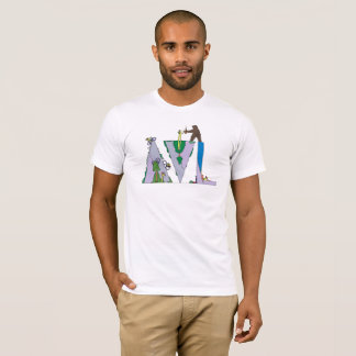 Men's T-Shirt | ASHEVILLE, NC (AVL)