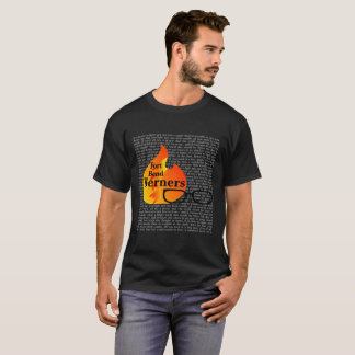 Mens t-shirt design for dark colors