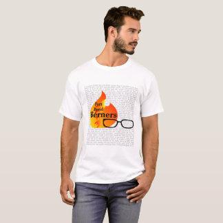 Mens t-shirt design for light colors