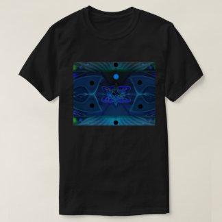 Men's T-Shirt  - Digital Art - Spaceship Interior