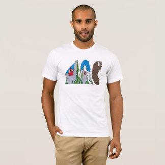 Men's T-Shirt | JACKSON HOLE, WY (JAC)
